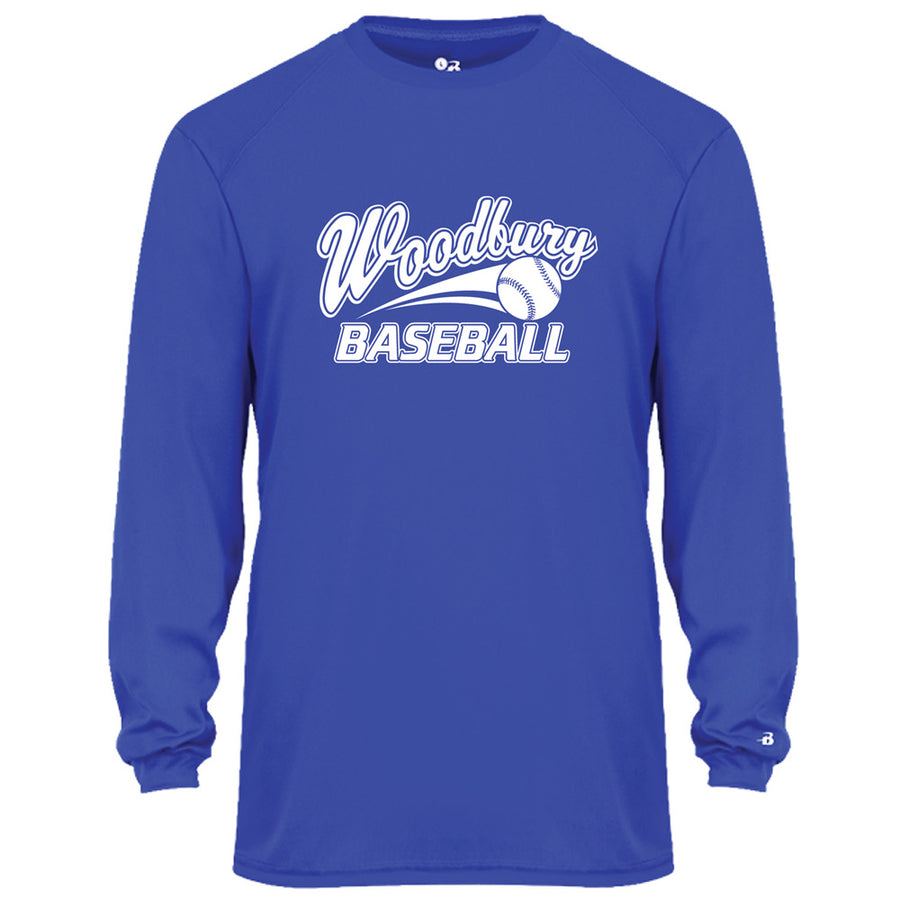 WAA Baseball L/S B-Core Performance T