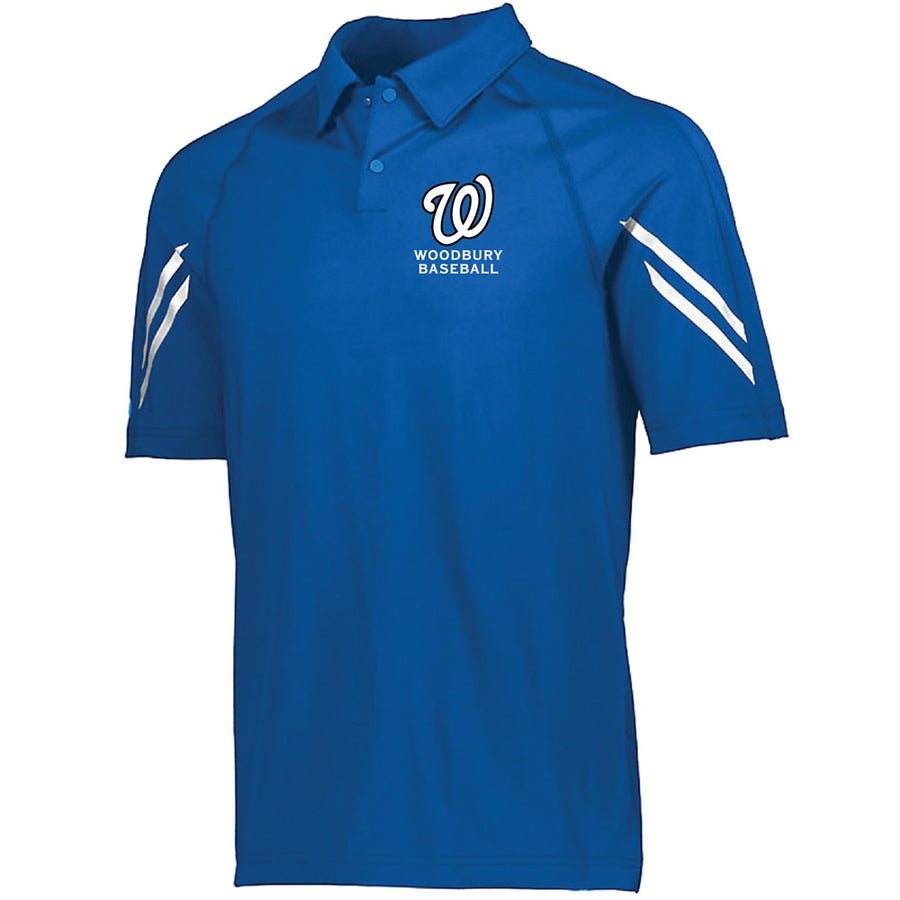 WAA Baseball Flux Polo