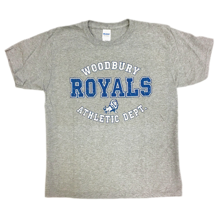 WOODBURY ROYALS ATHLETIC DEPT YOUTH  S/S T - Advanced Sportswear Inc, - Newport, MN