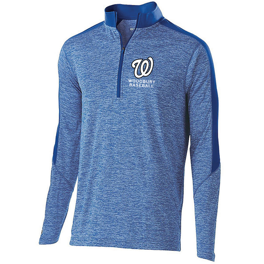 WAA Baseball Electrify 1/2 Zip