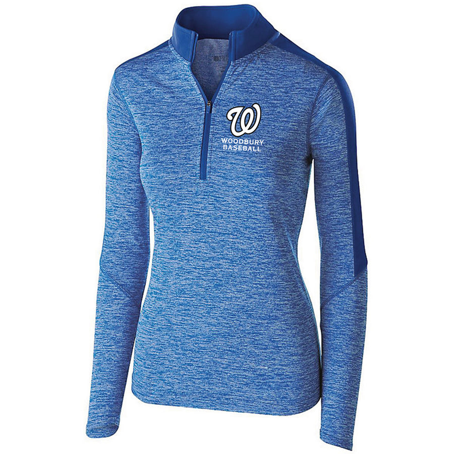 WAA Baseball Ladies Electrify 1/2 Zip