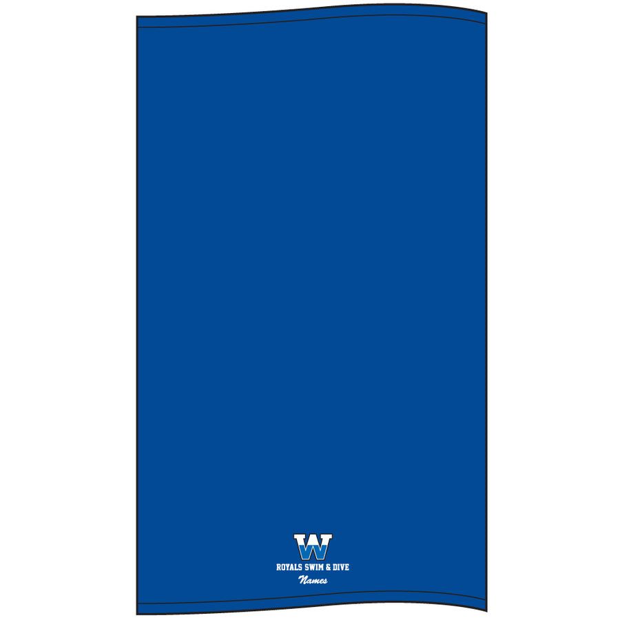 WGSD - Beach Towel - Advanced Sportswear Inc, - Newport, MN