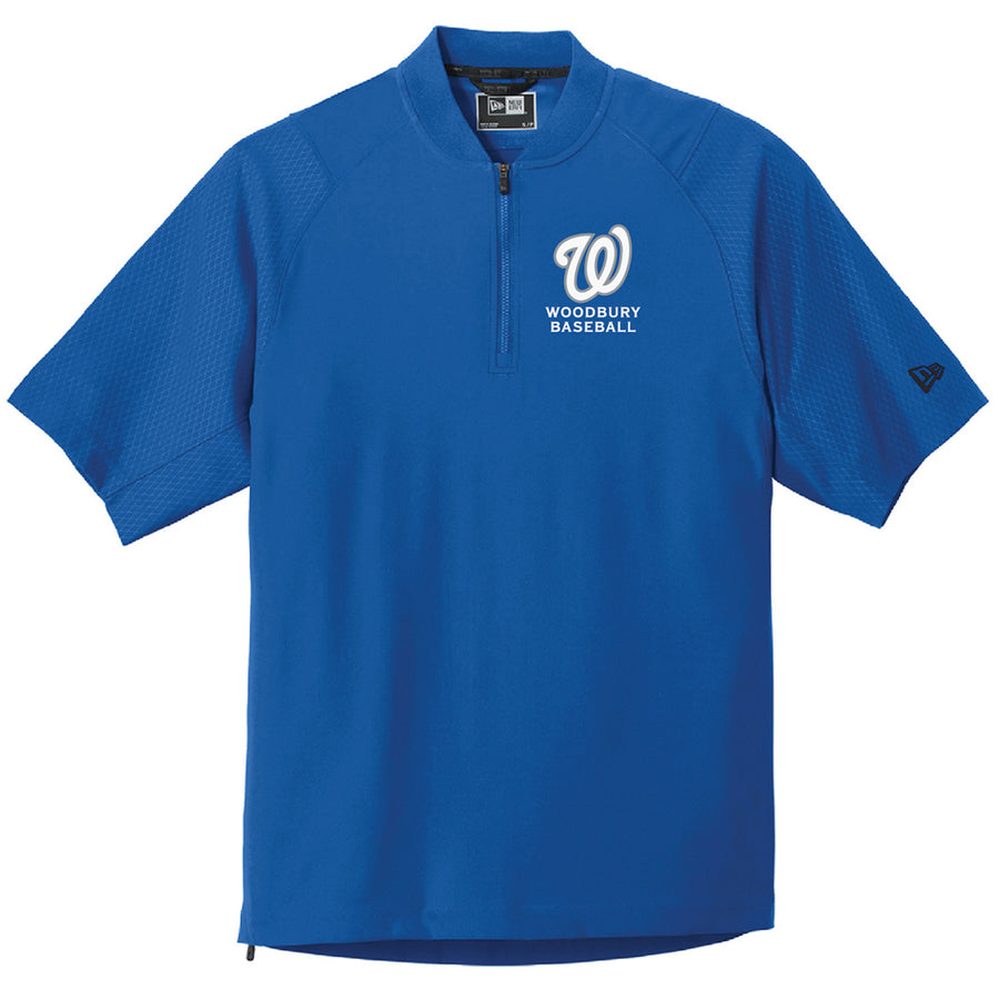 WAA Baseball New Era S/S Cage Jacket - Advanced Sportswear Inc, - Newport, MN
