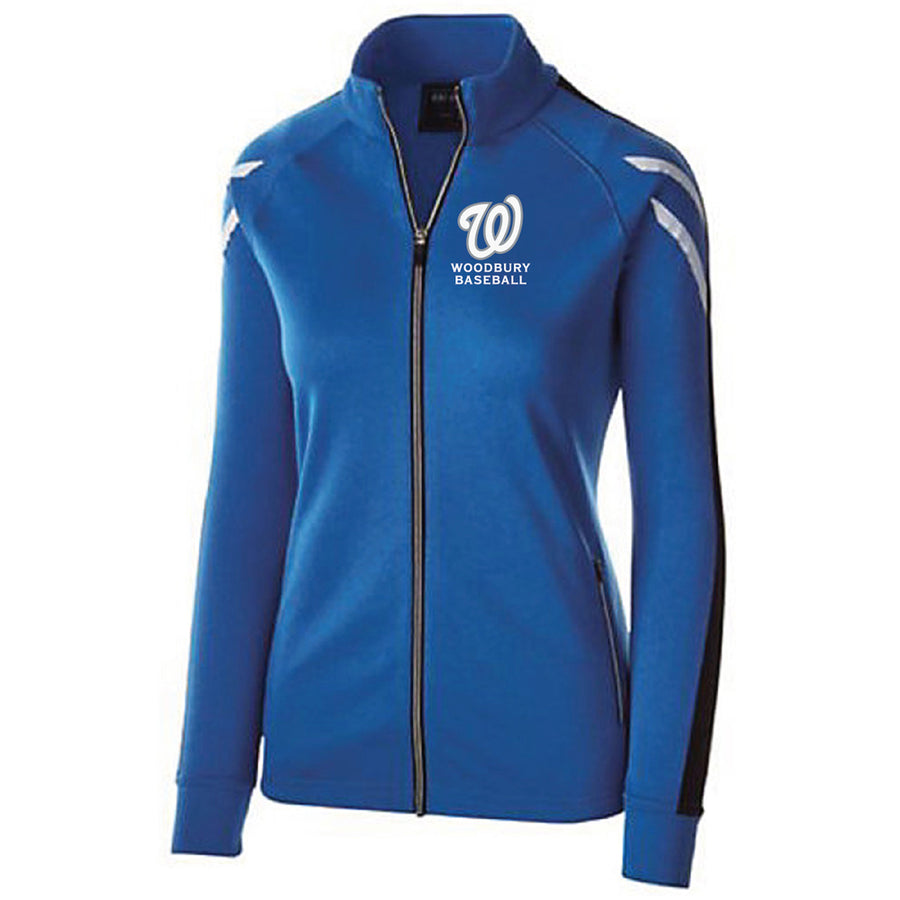 WAA Baseball Ladies Flux Jacket - Advanced Sportswear Inc, - Newport, MN
