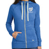 WAA Baseball New Era Ladies Full Zip Hoodie - Advanced Sportswear Inc, - Newport, MN