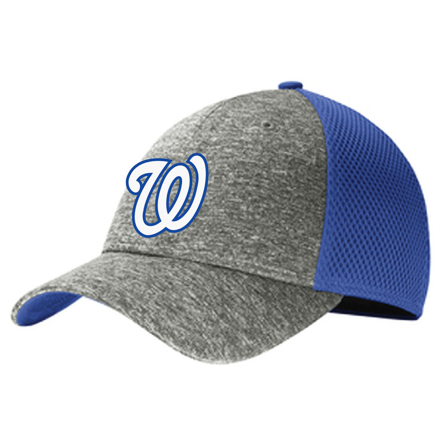 WAA Baseball New Era Shadow Stretch Hat - Advanced Sportswear Inc, - Newport, MN