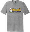 WOODY'S THROWBACK District ® Perfect Tri ®Tee-TShirts-Advanced Sportswear