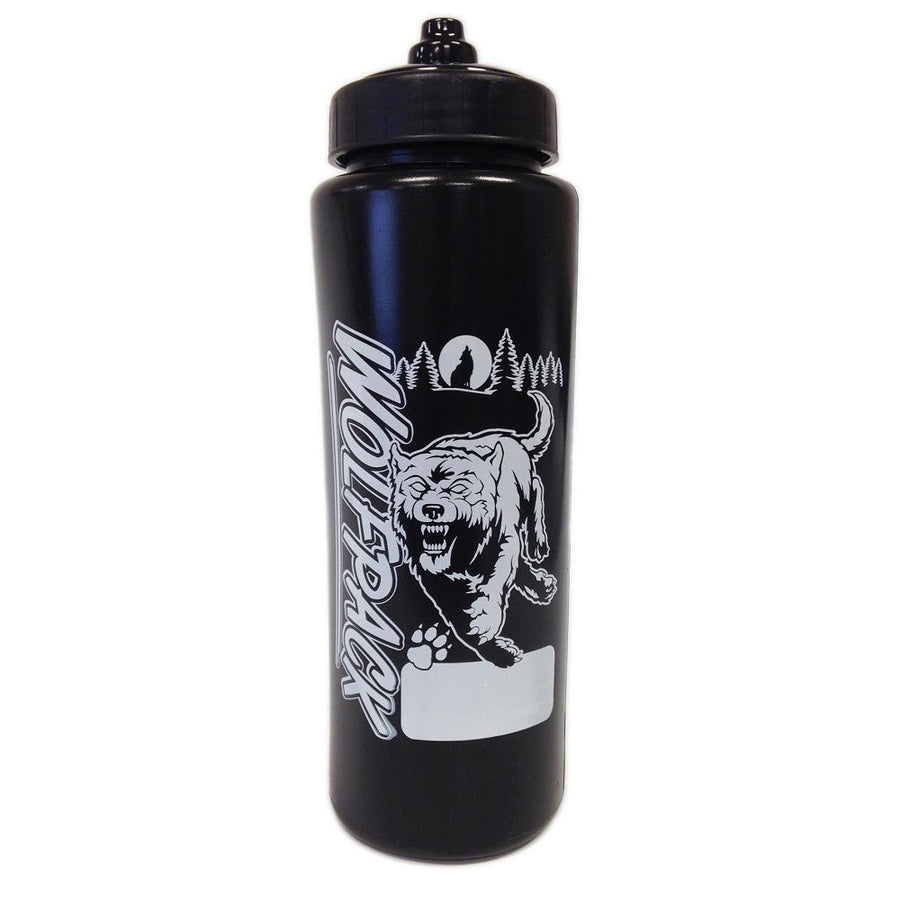 WOLFPACK 32OZ SPORTS BOTTLE - Advanced Sportswear Inc, - Newport, MN