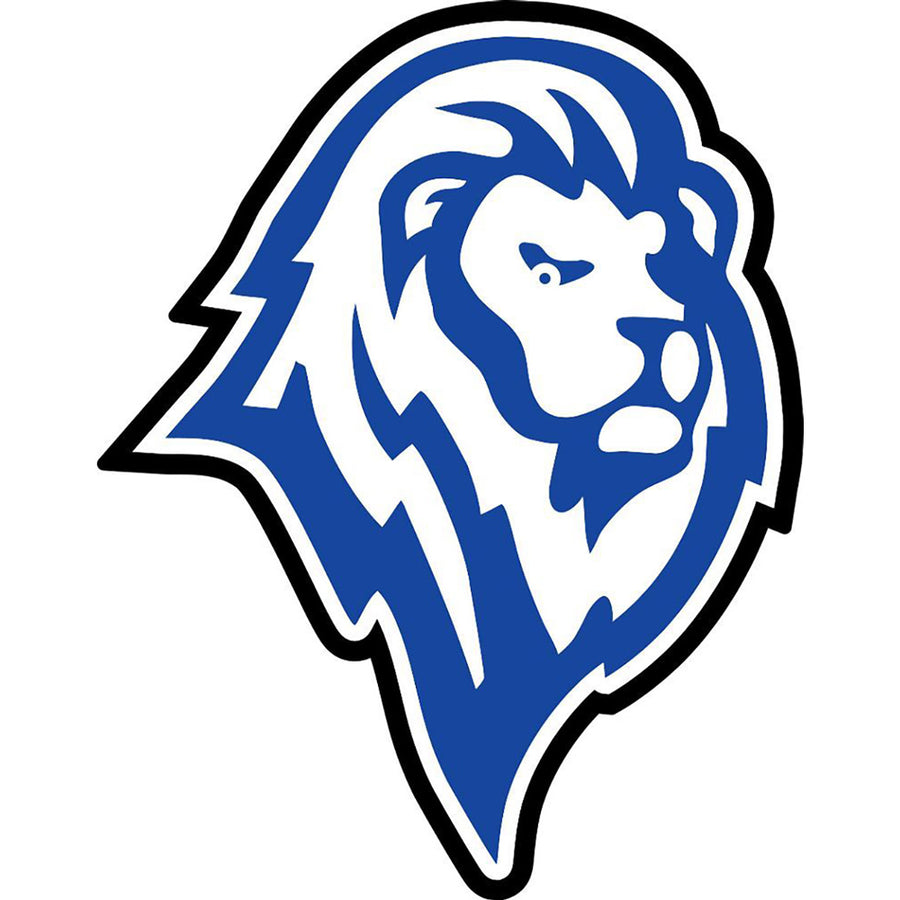 LION LOGO DECAL