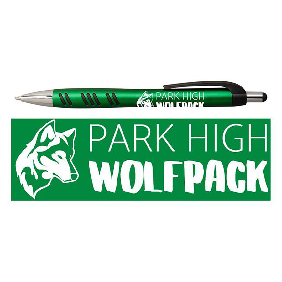 WOLFPACK STYLUS PEN - Advanced Sportswear Inc, - Newport, MN