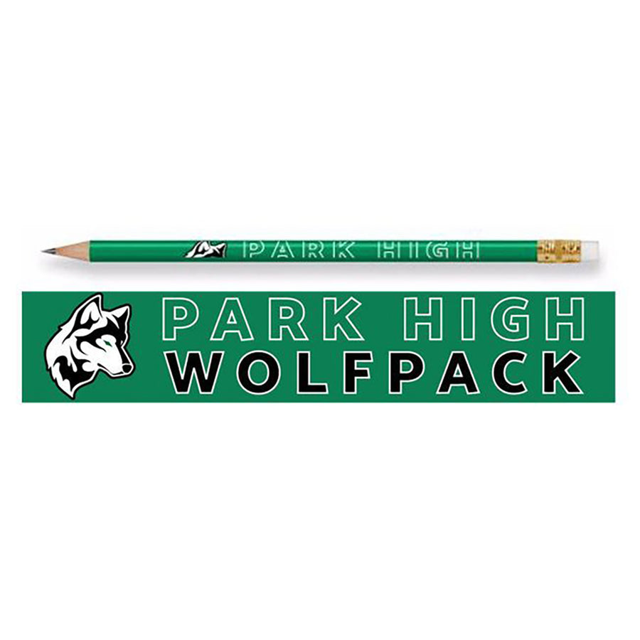 PARK WOLFPACK PENCILS - Advanced Sportswear Inc, - Newport, MN
