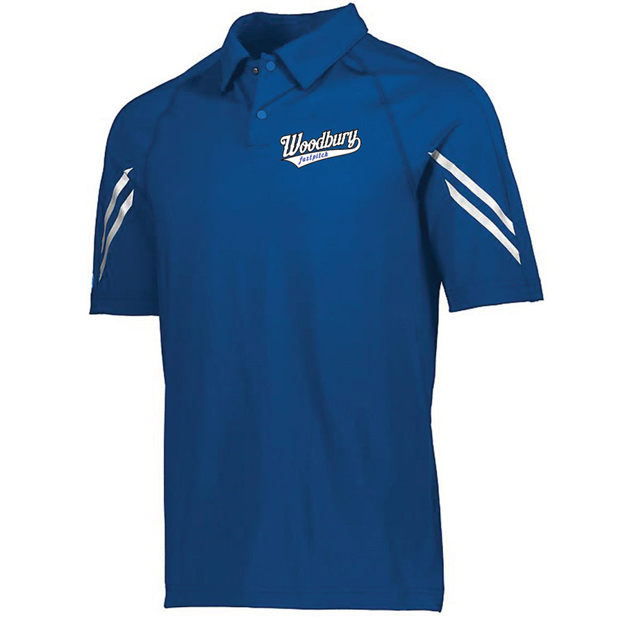 WAAFP - ADULT FLUX POLO - Advanced Sportswear Inc, - Newport, MN