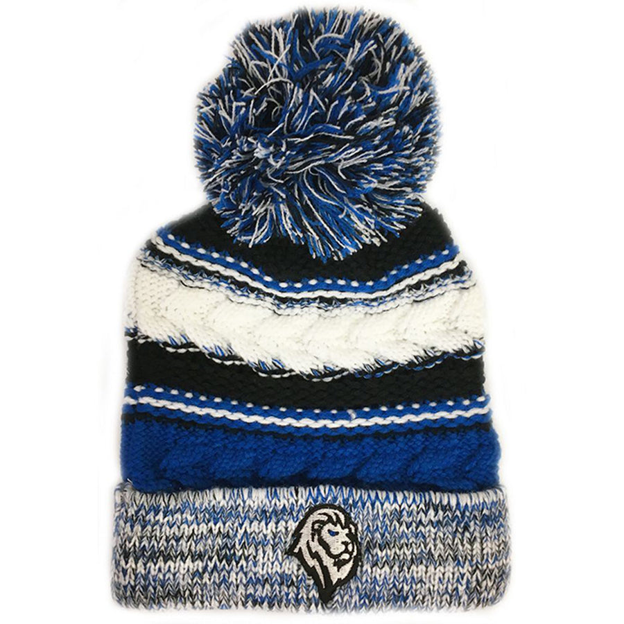 ROYALS POMPOM TEAM BEANIE - Advanced Sportswear Inc, - Newport, MN