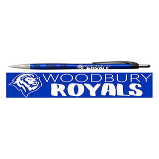 ROYALS STYLUS PENS ROYAL - Advanced Sportswear Inc, - Newport, MN