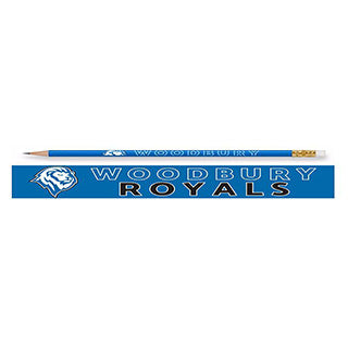 WOODBURY ROYALS PENCILS ROYAL