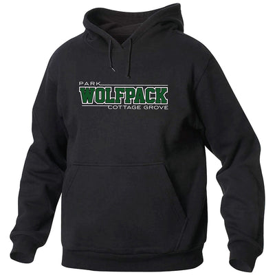 HOODIE - PARK WOLFPACK COTTAGE GROVE - Advanced Sportswear Inc, - Newport, MN