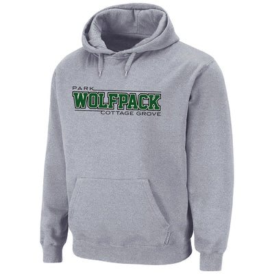 HOODIE-PARK WOLFPACK COTTAGE GROVE- CLEARANCE-Sweatshirts-Advanced Sportswear