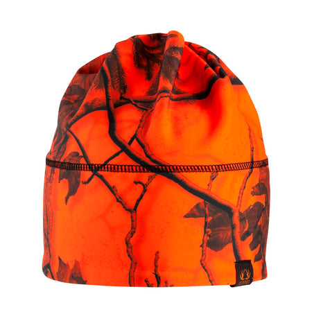 Tuque Chasse - Orange Camo