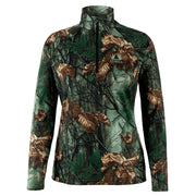 Chandail Chasse pour femme - Late Fall Camo