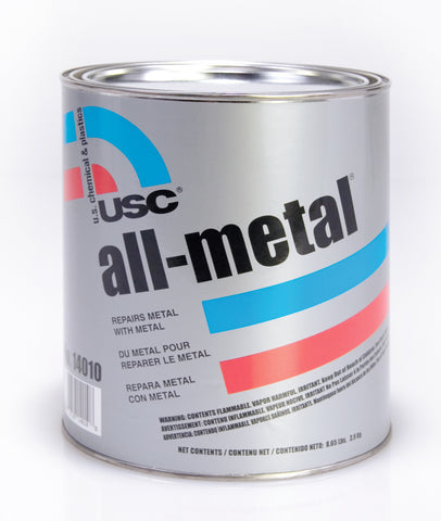 ALL-METAL FILLER/QUART