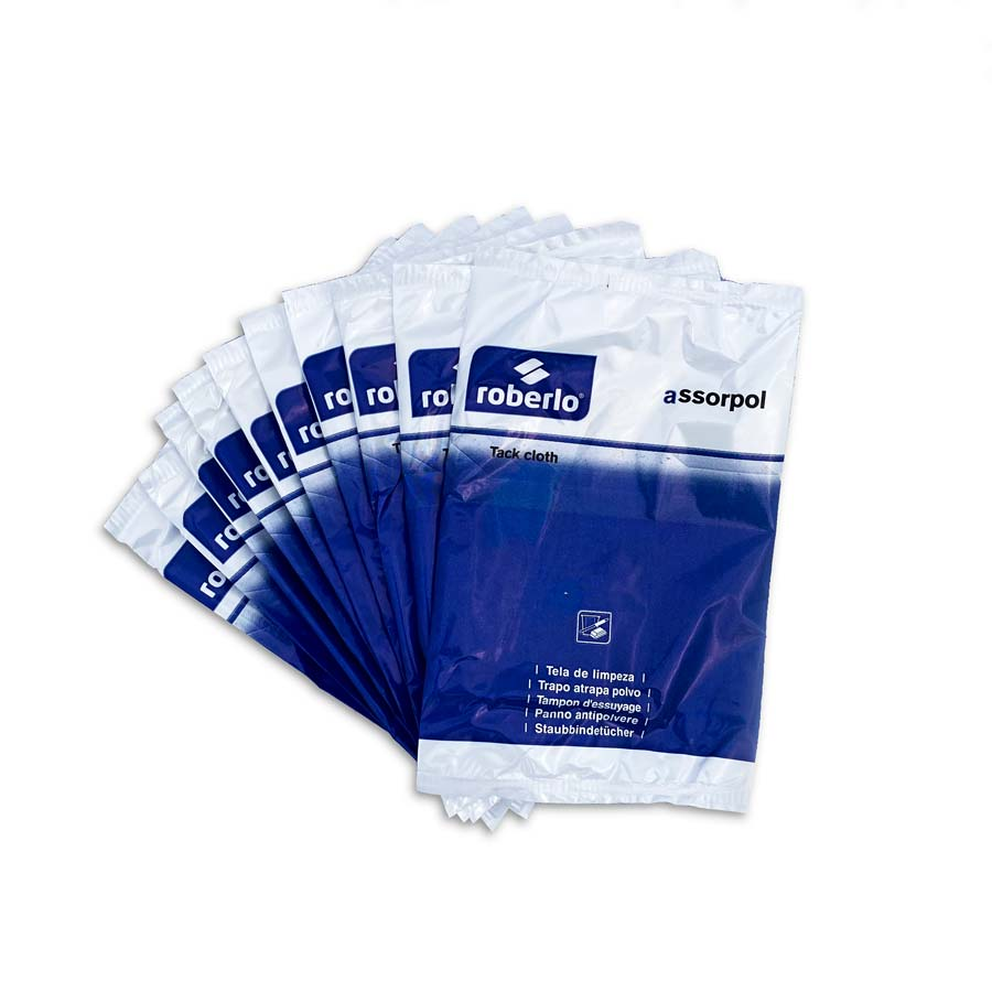 ROBERLO-TACK RAG CLOTH PACK OF 12
