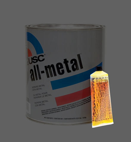ALL-METAL 1/2 OZ HARDNER