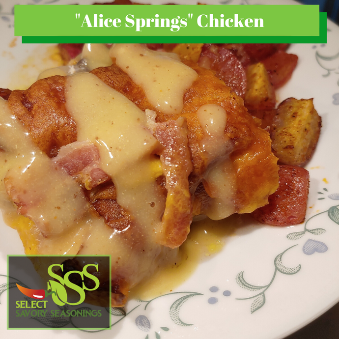 """Alice Springs"" Chicken"