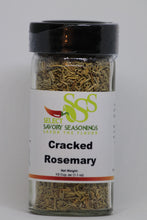 Cracked Rosemary