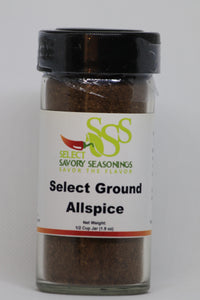 Select Ground Allspice