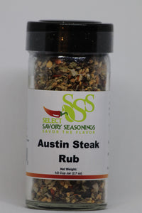 Austin Steak Rub