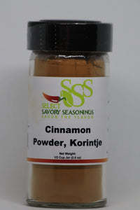 Ground Korintje Cinnamon