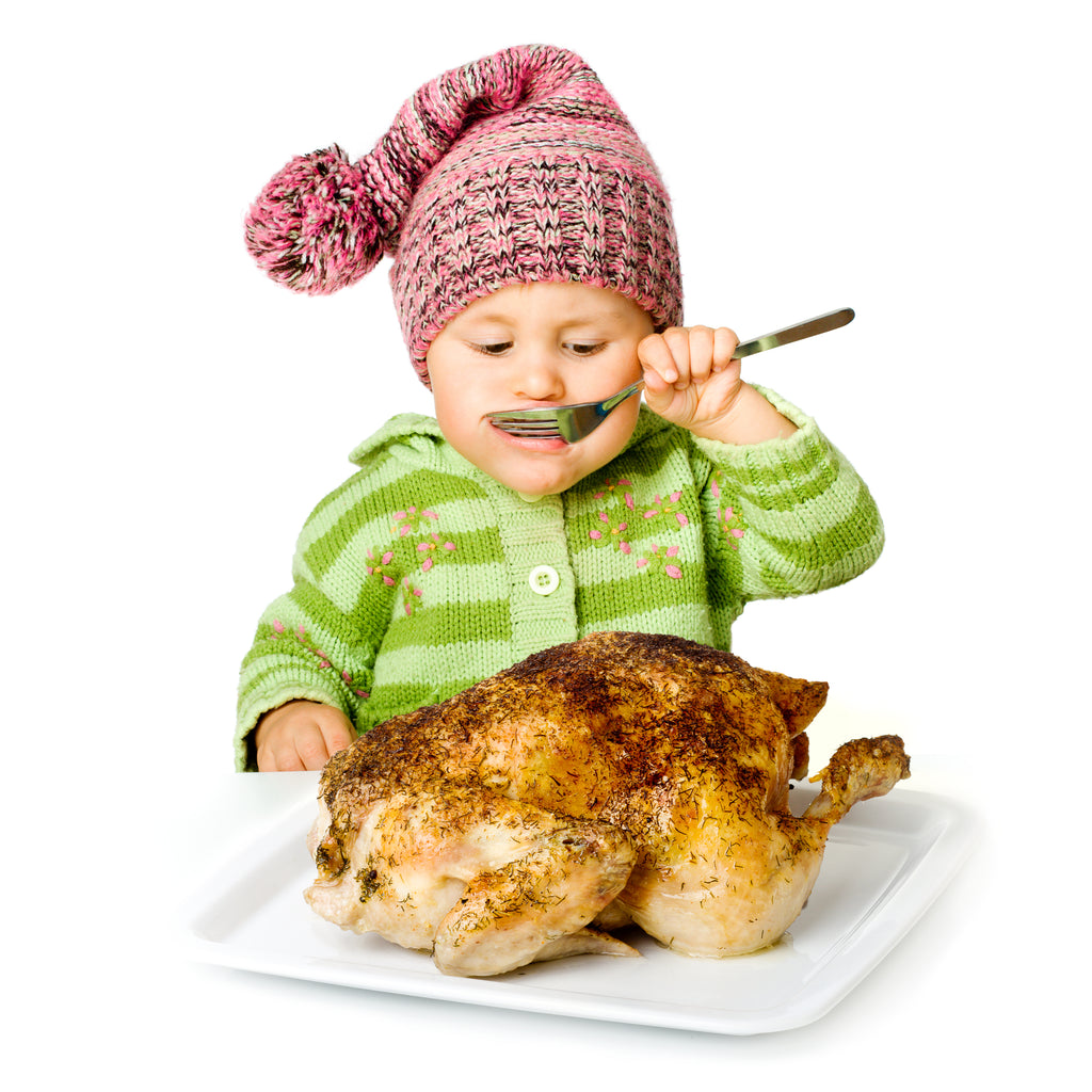 Tummy Thyme Thanksgiving Dinner for your Baby