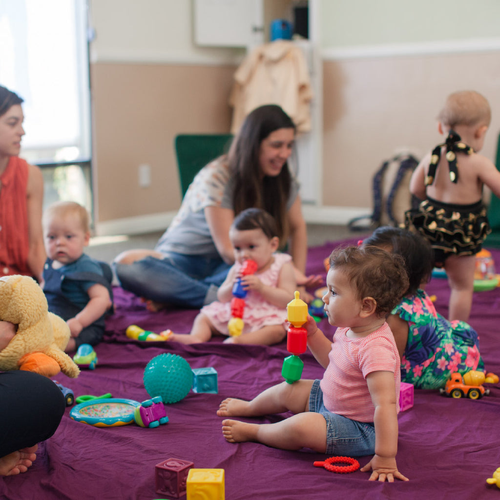 Free Drop-In Mommy & Me Classes at Calabasas Pediatrics Wellness Center!