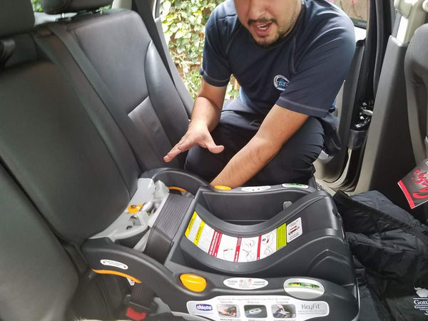 Talking Car Seat Safety with our Car Seat Guy