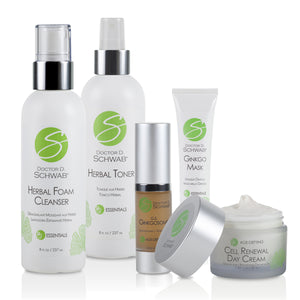 Doctor D. Schwab, Essentials Skin Care Collection: 5 Piece Set