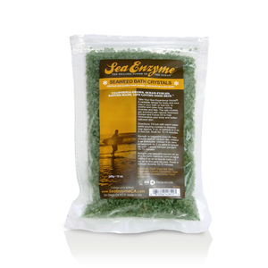 Sea Enzymes, Seaweed Bath Crystals 12 oz. / 345 g
