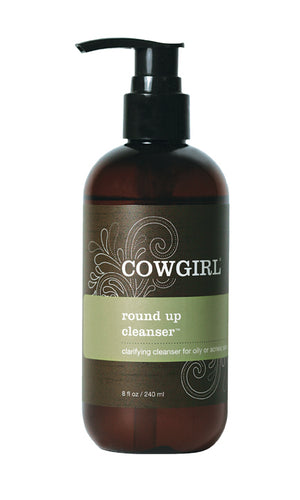 Cowgirl Skincare, Round-Up Cleanser 240 ML