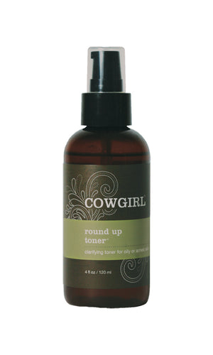 Cowgirl Skincare, Round-Up Toner 120 ML