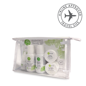 Doctor D. Schwab, Sensitive Skin 5 Piece Travel Set