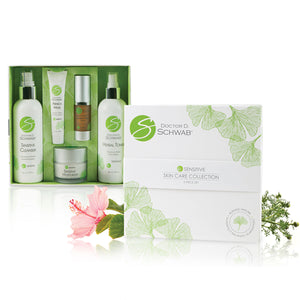 Doctor D. Schwab, Sensitive Skin Care Collection: 5 Piece Set