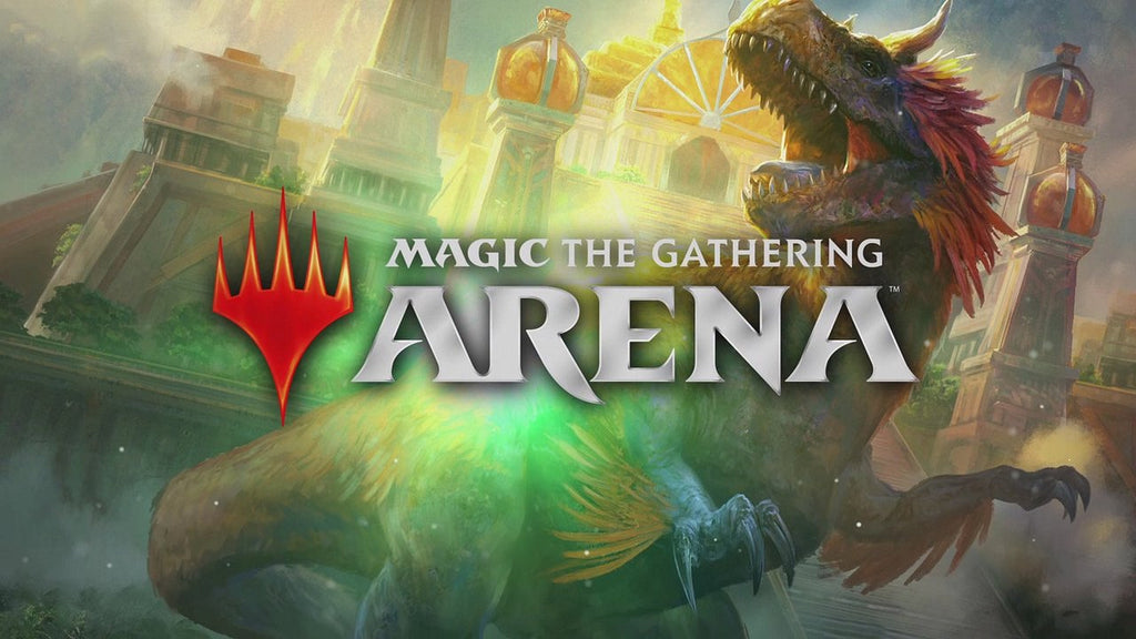 Magic the Gathering Arena Lockdown League (March / April)
