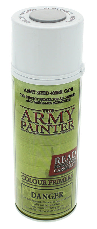 Army Painter Plate Mail Metal Colour Primer | Spellbound Games