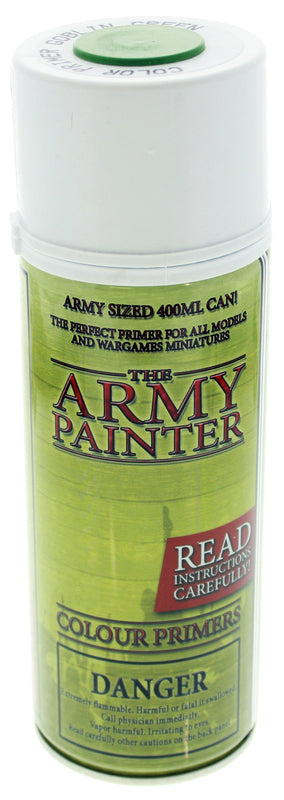 Army Painter Goblin Green Colour Primer | Spellbound Games