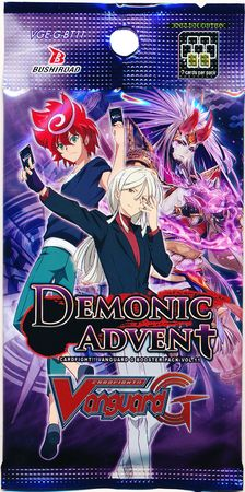 Cardfight Vanguard Demonic Advent Booster Pack | Spellbound Games