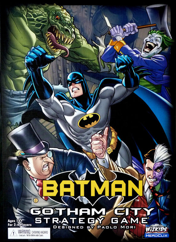 Batman: Gotham City  | My Pop Culture | New Zealand