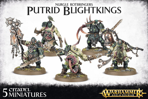Putrid Blightkings | Spellbound Games