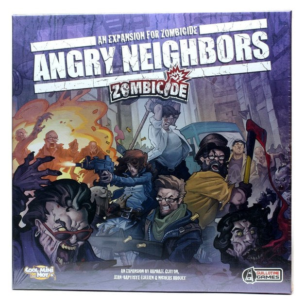 Zombicide: Angry Neighbors  | My Pop Culture | New Zealand