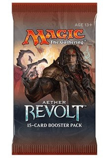 Aether Revolt Booster Pack  | My Pop Culture | New Zealand