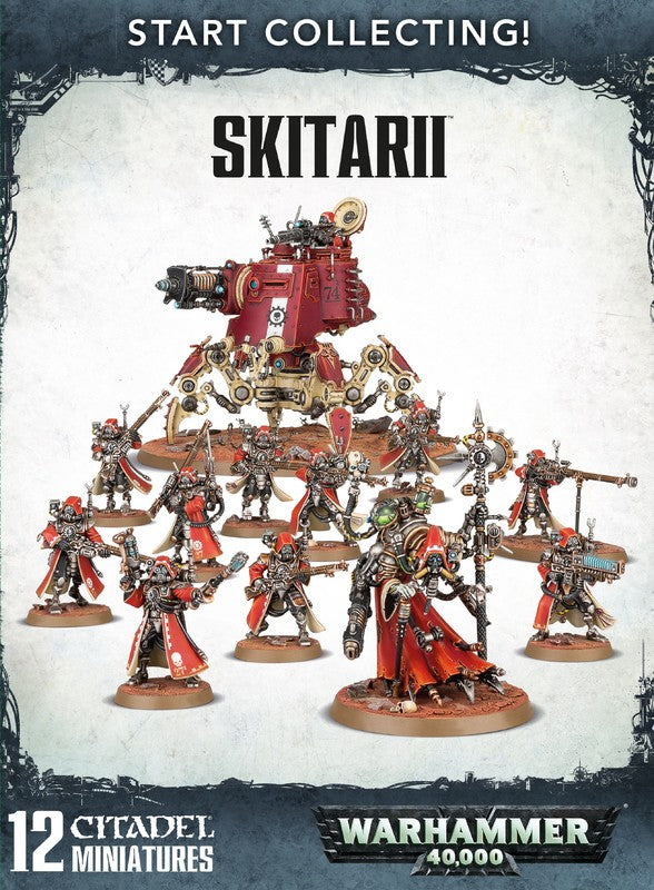Start Collecting! Skitarii  | My Pop Culture | New Zealand