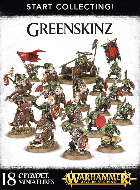 Start Collecting! Greenskinz  | My Pop Culture | New Zealand